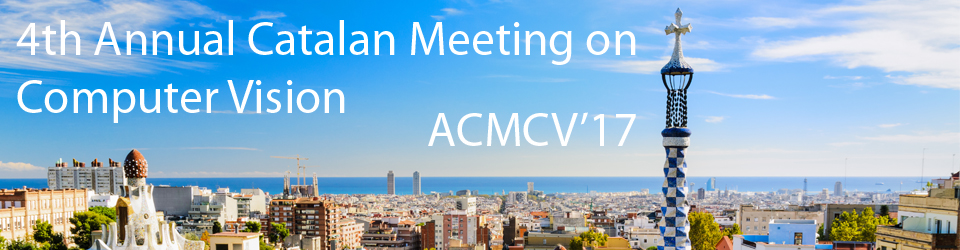 ACMCV: Annual Catalan Meeting in Computer Vision